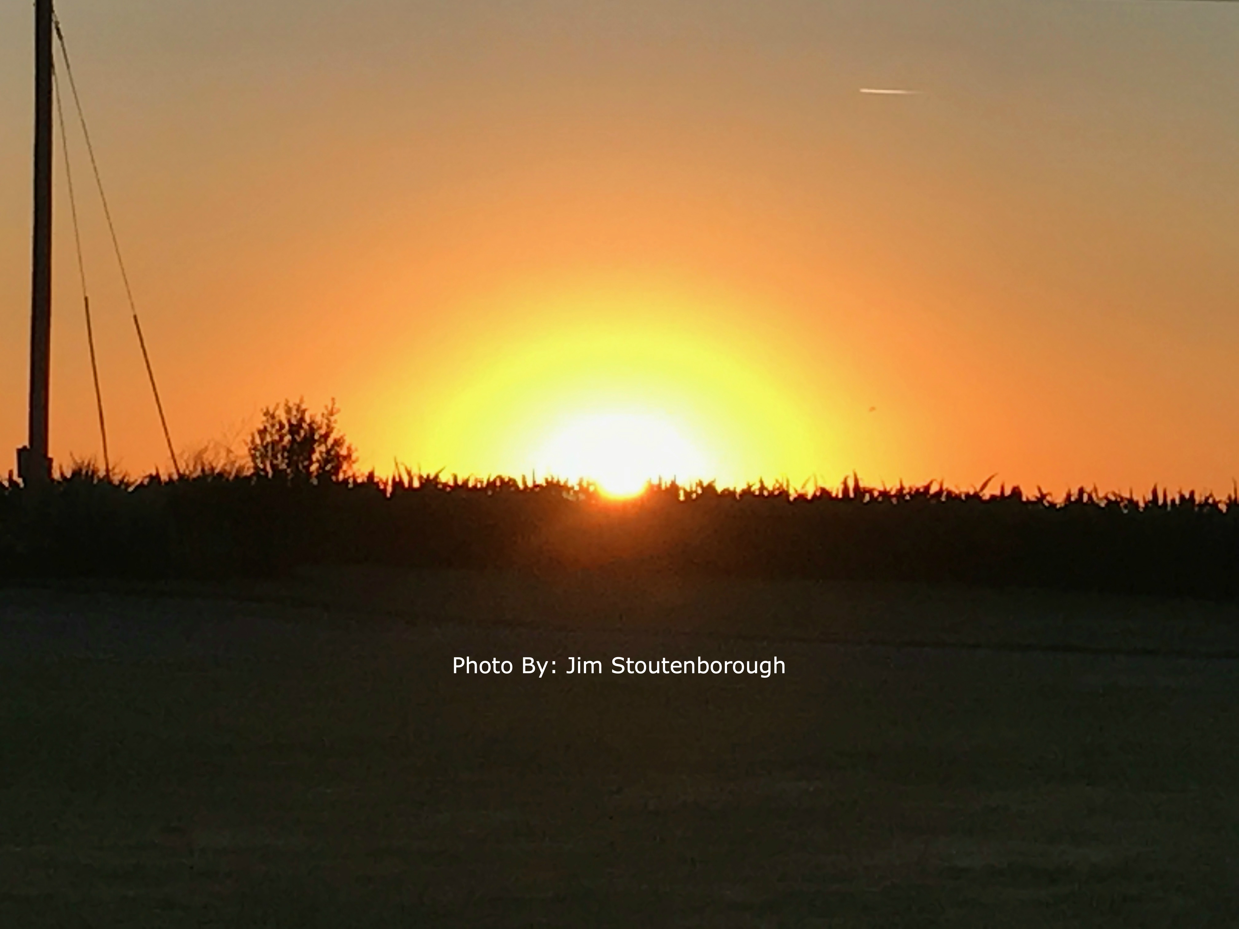 A New Beginning – It Looks Like a Sunrise